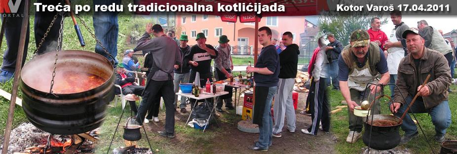Kotor Varos kotlicijada-2011